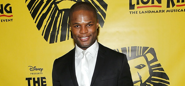 "Actor Andile Gumbi attends the afterparty for ""Th"