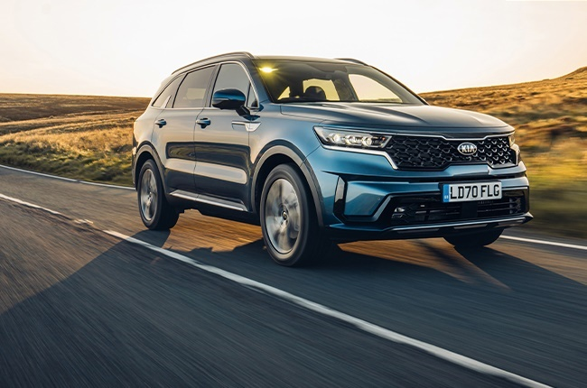 Fourth-generation Kia Sorento announced Carbuyer's 2021 'Car of the Year'