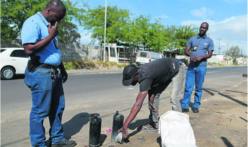 The City of Cape Town's Metal Theft Unit arrested 99 suspects for cable and metal theft in the past financial year.