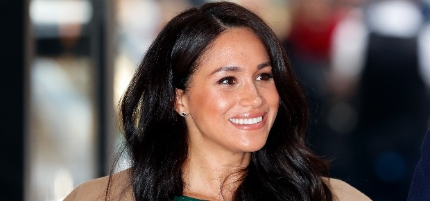 Duchess Meghan. (Photo: Getty Images)