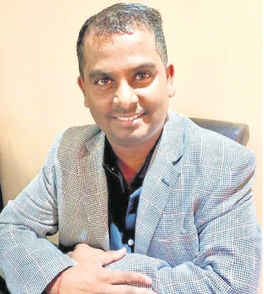 Co-founder of non-profit organisation, Making A Difference South Africa (MADSA), Chan Naidoo, has been nominated for the Influential Men of the Year award.PHOTO: SUPPLIED