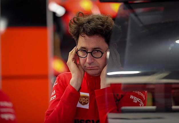 Ferrari boss Mattia Bonitto. Image: TeamTalk