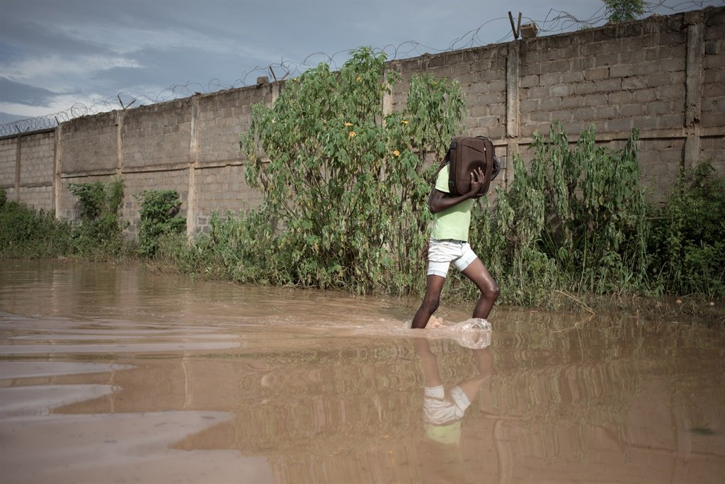 News24.com | Thousands homeless after floods in Central African Republic