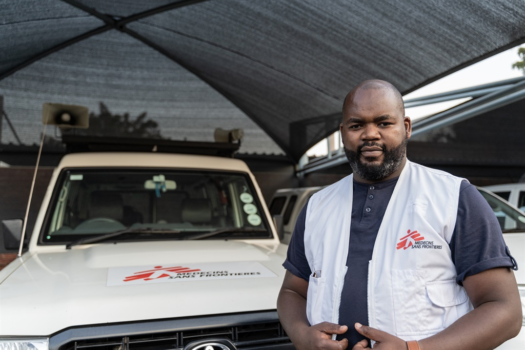 News24.com | WATCH | In the driver's seat: Meet the men who are helping survivors of sexual violence reach safety