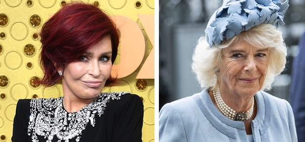 Sharon Osbourne and Camilla Parker Bowles (Photo: Getty Images)