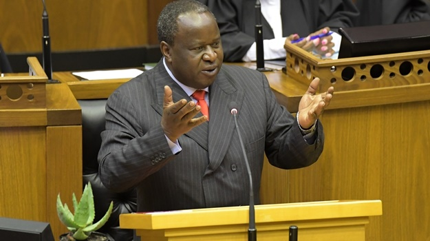 Finance Minister Tito Mboweni is set to provide details about SA's planned sovereign wealth fund in his Budget address. (Jeffrey Abrahams, Gallo)