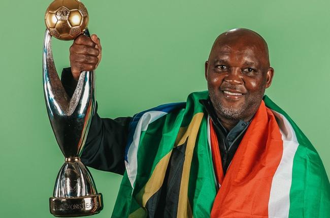 Pitso Mosimane (Image courtesy of CAF)