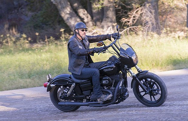 Tommy Flanagan in Sons of Anarchy.