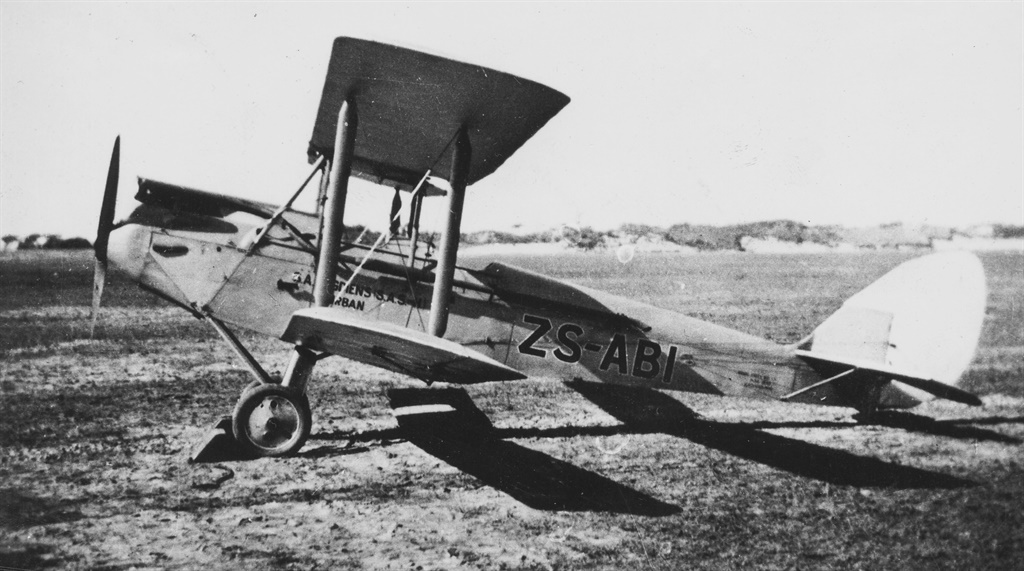 Photograph SAA Museum Society Archives