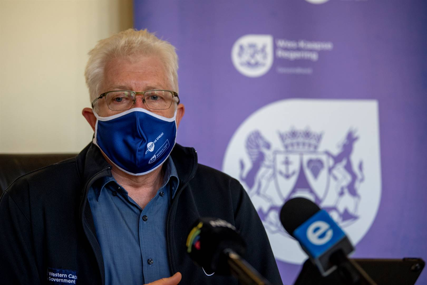 Western Cape Premier Alan Winde  says they are devastated following the temporary hold on vaccines.