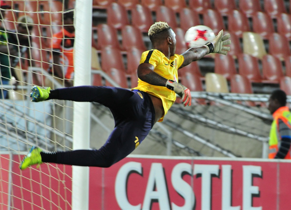 Brilliant Khuzwayo in his playing days.