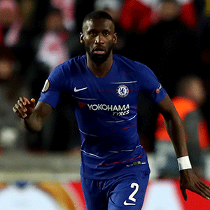 Sport24.co.za | Lampard dispels Rudiger claims that he is fit to return