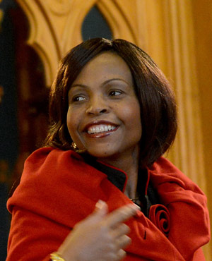 International Relations and Co-operation Minister Maite Nkoana-Mashabane. (File, AFP)