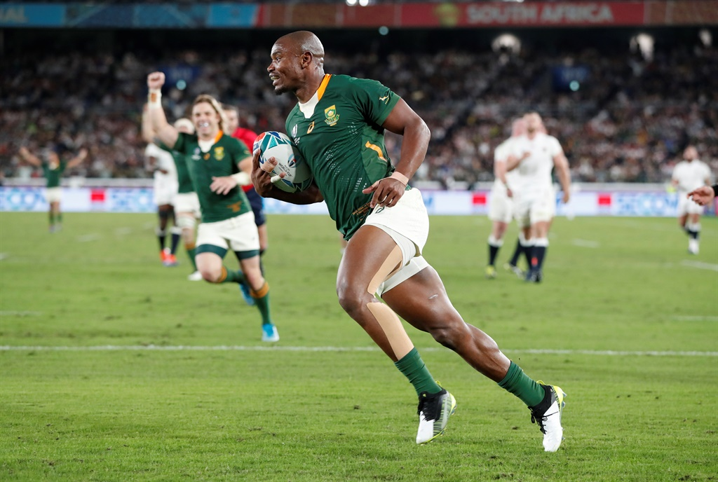 Side Entry: Not liking the Springboks is one thing, accusing them of cheating is sour grapes | City Press