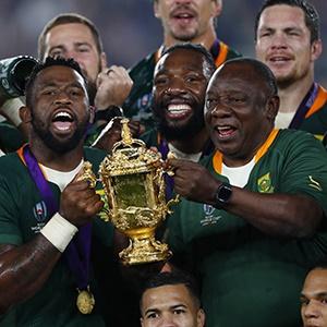 SA Rugby congratulates Springboks on prestigious Laureus award - Sport24