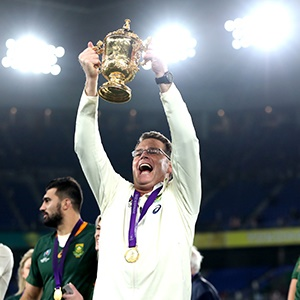 FEEL GOOD: Is a granny's letter to Rassie Erasmus the key to the much lauded subs strategy?