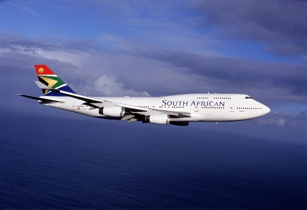 South African Airways. Photograph South African Airways/Sonja Grunbauer. Source: SAA Museum Society Archives