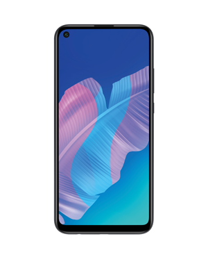 HUAWEI Y7p in Midnight Black. (Images: Supplied)