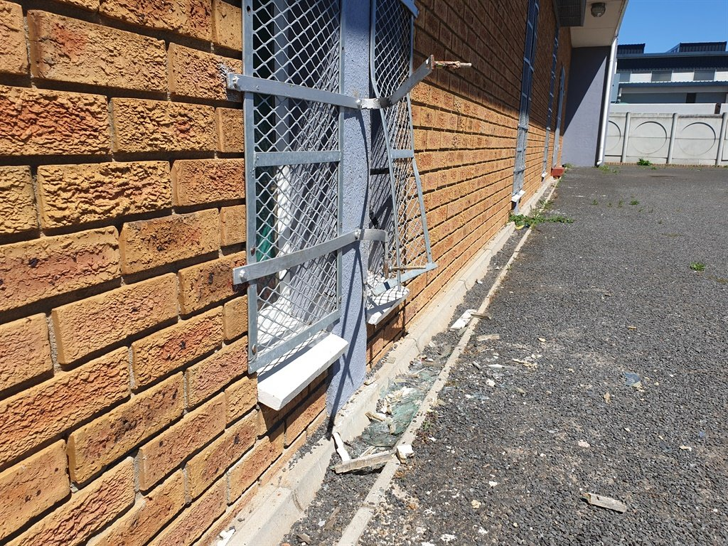Brazen criminals looted all manner of equipment and vandalised infrastructure at the City of Cape Town's Retreat Library on Sunday evening. (Luthando Tyhalibongo, City of Cape Town)