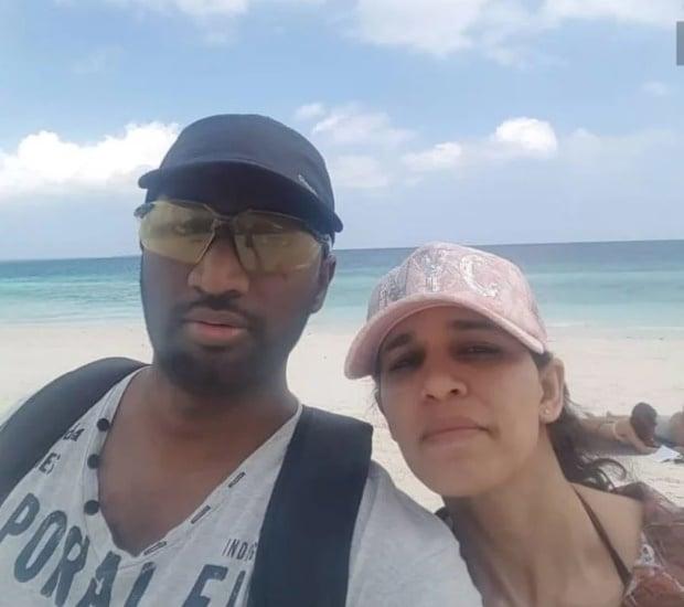 Ameen and Sumayya