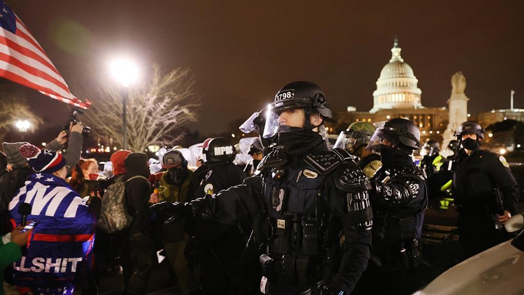 Donald Trump US Capitol riot