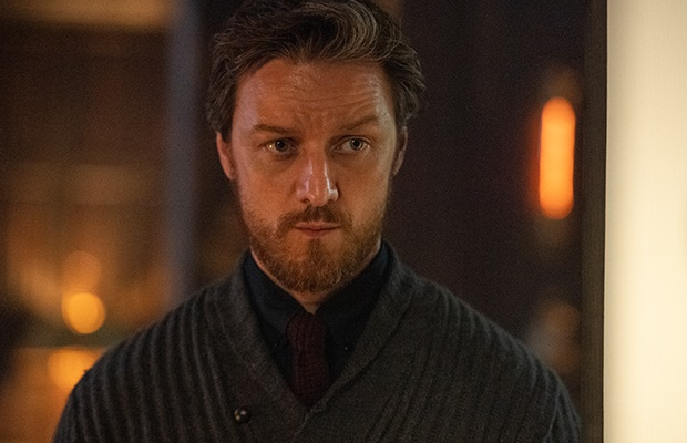 James McAvoy as Lord Asriel in 'His Dark Materials'. (Photo supplied: Showmax)