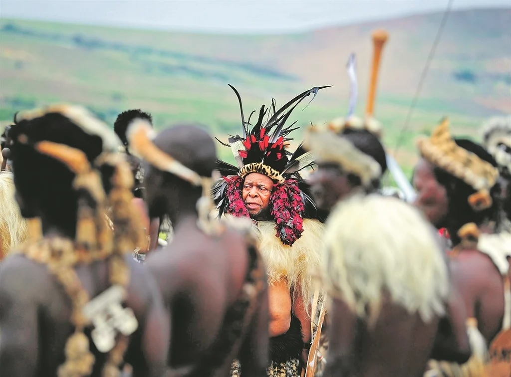 King Goodwill Zwelithini ultimately controls large swathes of land in KwaZulu-Natal via the Ingonyama Trust, to which people living on it pay rent.