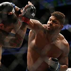 Alistair Overeem (Getty Images)