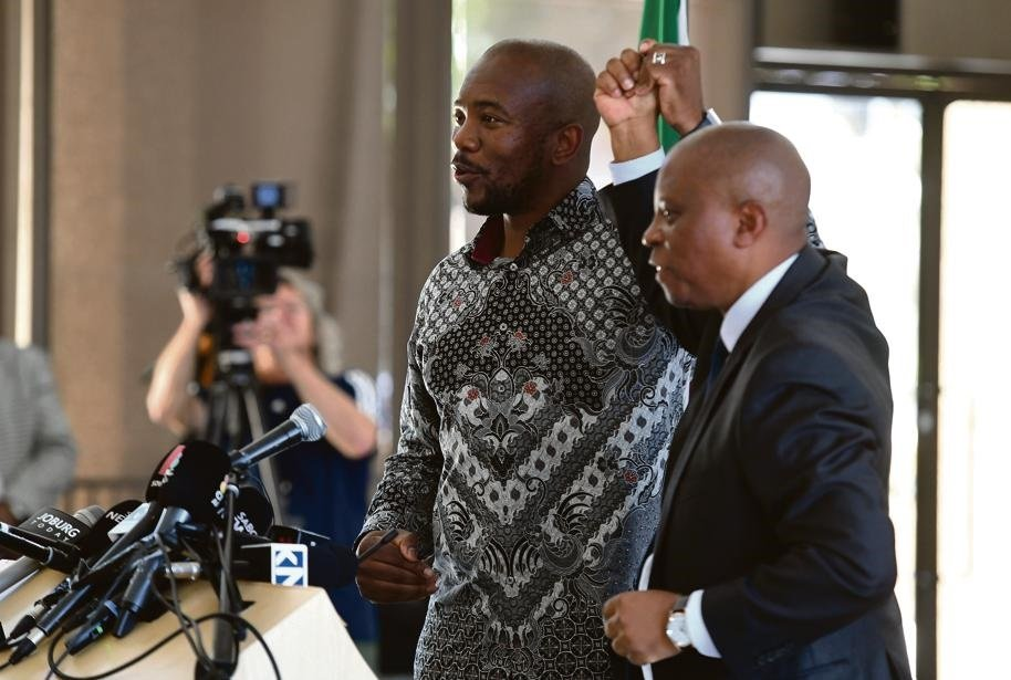 Maimane and Mashaba team up to create new movement - News24