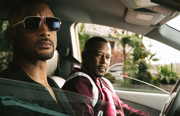 Will Smith and Martin Lawrence in 'Bad Boys for Life.' (Splash/Greatstock)