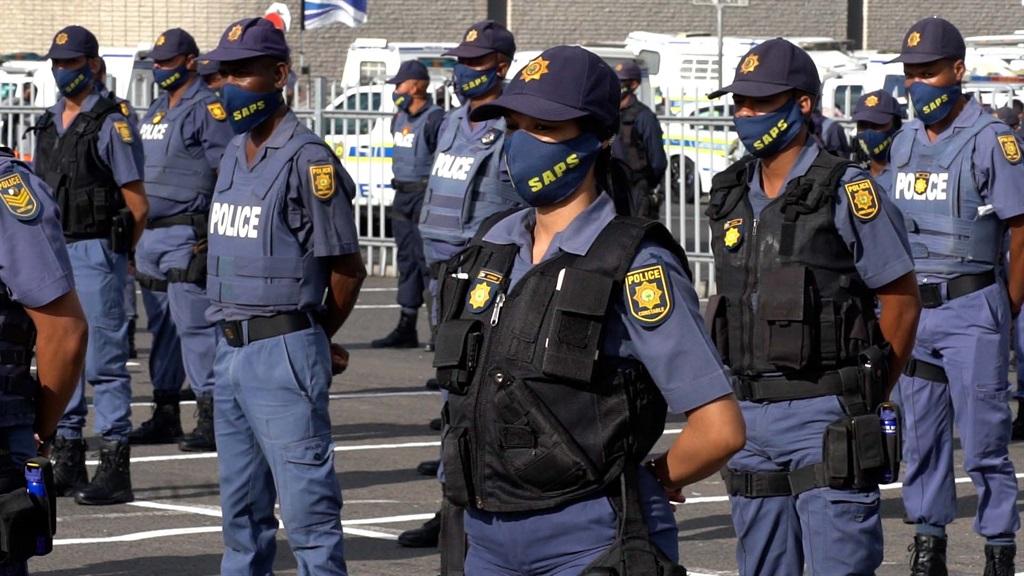 Bheki Cele, SAPS, Police