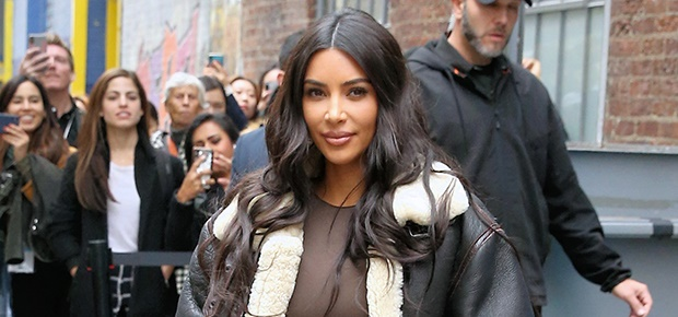 Kim Kardashian (Photo: Splash)
