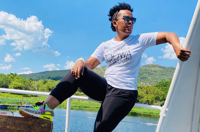 Entertainer Zodwa Wabantu is going back to school next year.