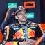 Binder dra vullis uit terwyl hy wag vir MotoGP-proesel