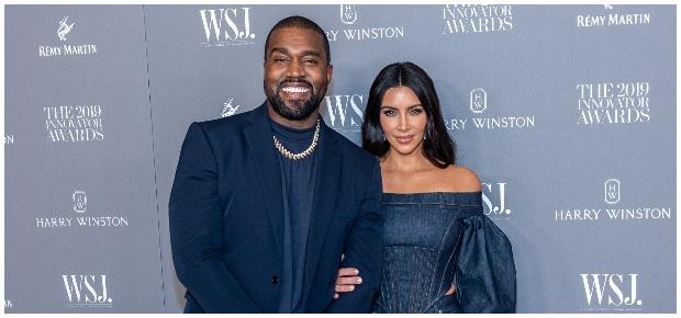 Kanye West and Kim Kardashian-West. (Photo: Getty Images/Gallo Images)