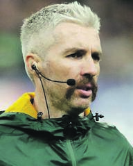 SECRET WEAPON Springbok conditioning coach Aled  Walters' efforts were noticed