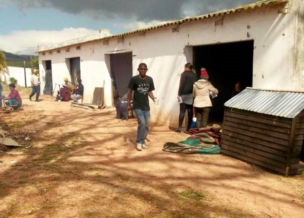 Reprieve for 76 families facing second eviction from Stellenbosch farm - News24