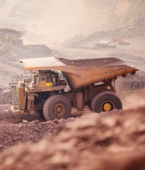 Fin24.com | Annual mining production surprises to show small uptick as iron ore volumes rise