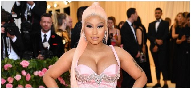 Nicki Minaj PHOTO: Gallo/Getty Images