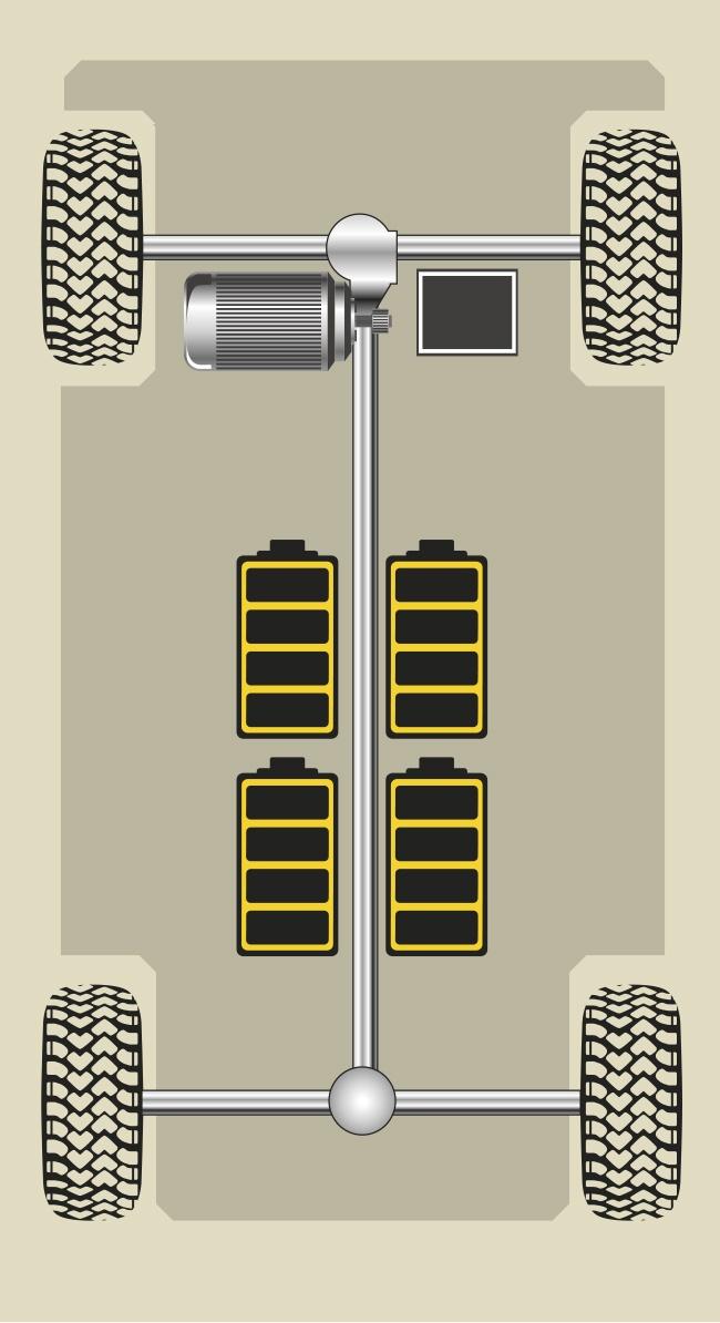 Elektriese borselmotors