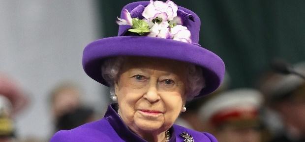 Queen Elizabeth. (Photo: Getty Images)