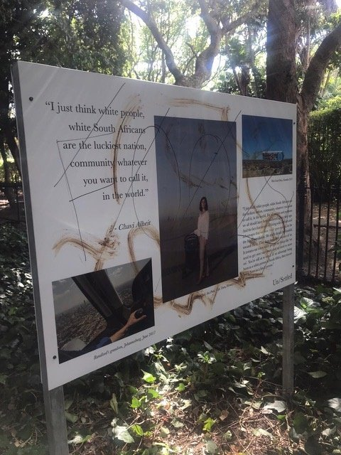 News24.com | Cape Town photographer's exhibition on whiteness smeared with faeces