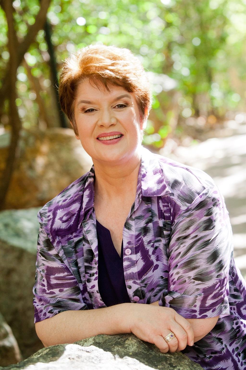 Anneli van Rooyen. Foto: Misha Jordaan