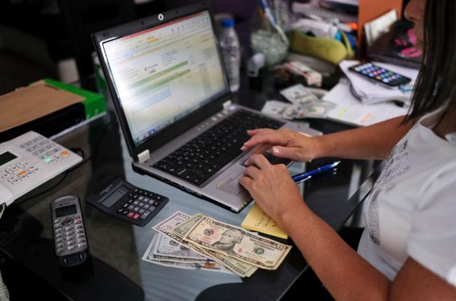 During the festive season, stokvel members share their savings.