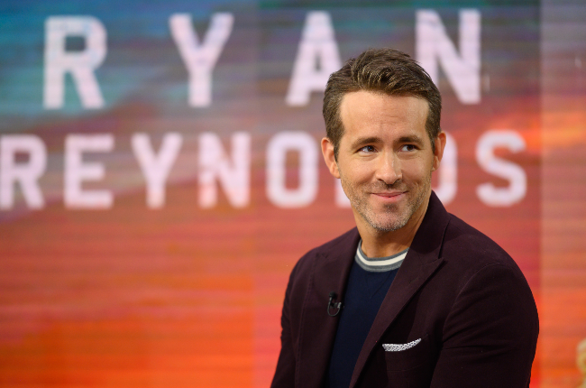 Nobody – not even wife Blake Lively – is safe from Ryan Reynolds' online antics. (Photo: Getty Images/Gallo Images)