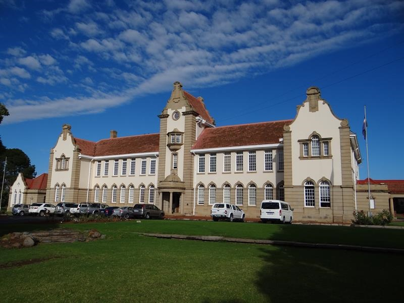 Grey College in Bloemfontein. (Supplied)