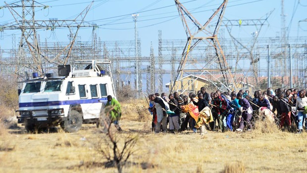Marikana: Hunger is a force more powerful than fear