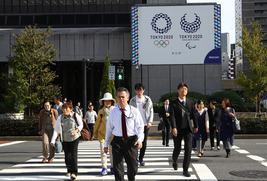 Tokyo Olympics organisers says there is no 'Plan B' for 2020 summer games amid coronavirus fears - Business Insider South Africa