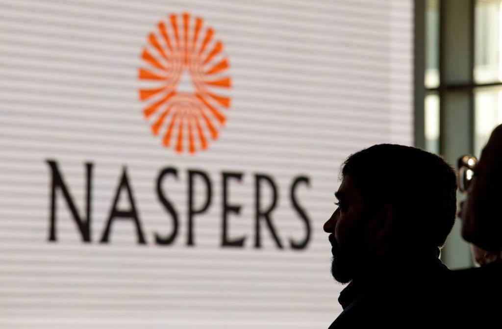 Naspers has announced a R42 million investment ina  Cape Town-founded mobility technology company Photo: Getty Images