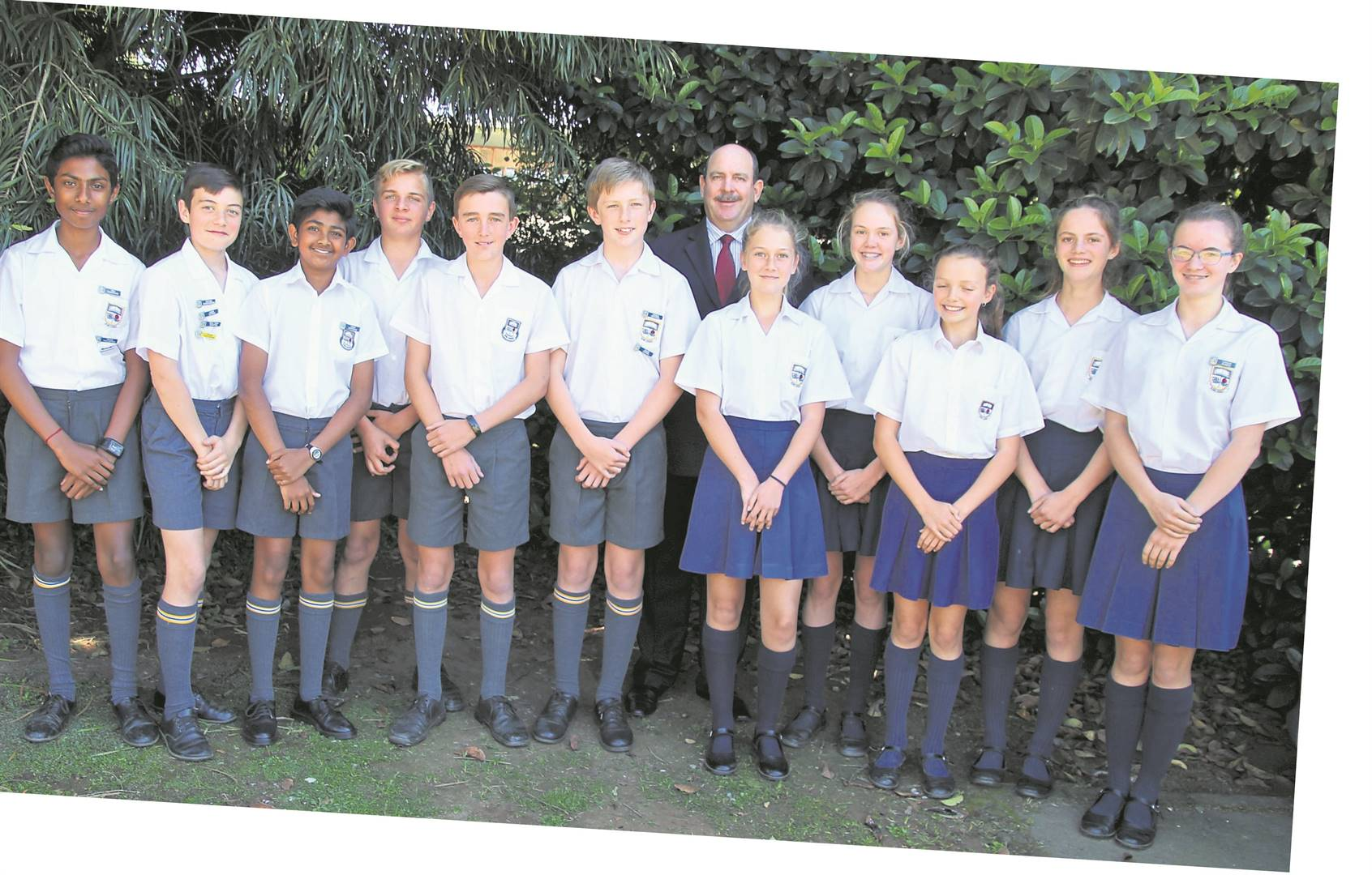 Laddsworth Primary School is very proud to announce that 11 Grade 7 pupils have earned scholarships to their respective high schools for 2020. We congratulate our pupils and encourage them to continue to aim high next year.PHOTO: supplied­